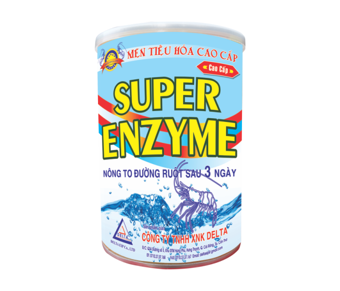 SUPER ENZYME